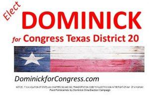 Elect Dominick Dina